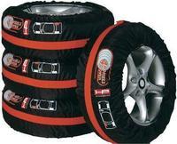 4 делен сет за чување гуми