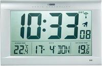 Дигитален ѕиден радио часовник