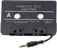 АДАПТЕР-КАСЕТА ЗА CD-/MP3  - ЦРНА