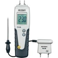 Мерач за влага и температура на дрво и други материјали