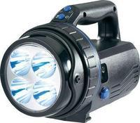 PROFI LED-Рачен рефлектор која работи на батерија