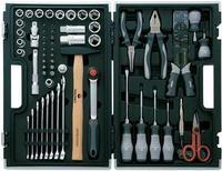 Куфер со алат со 60 делови